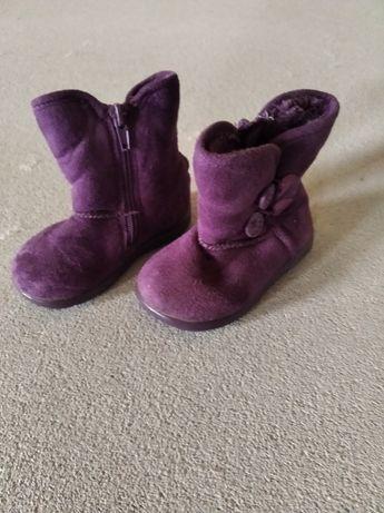 Buty zimowe dla dzieci rozmiar 20.5