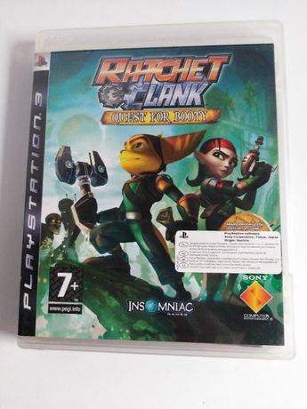 Ratchet & Clank Quest for Booty - PS3 - tania wysyłka