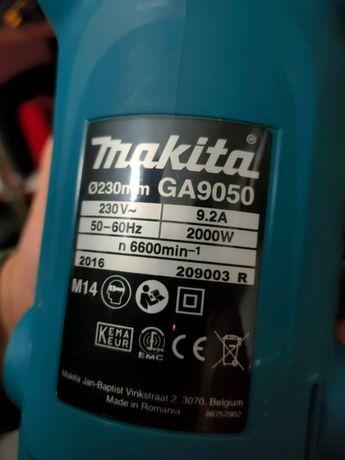 Szlifierka kątowa 230 mm Makita GA9050 Nowa