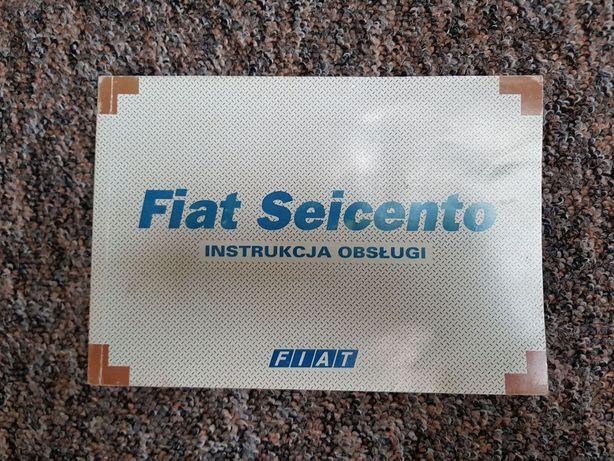 FIAT Seicento - instrukcja obsługi