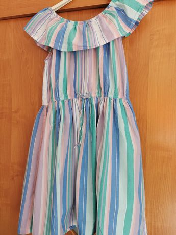 Kolorowa sukienka Lincoln&Sharks 164