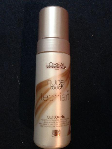 Nude Touch l'Oréal para cabelos encaracolados
