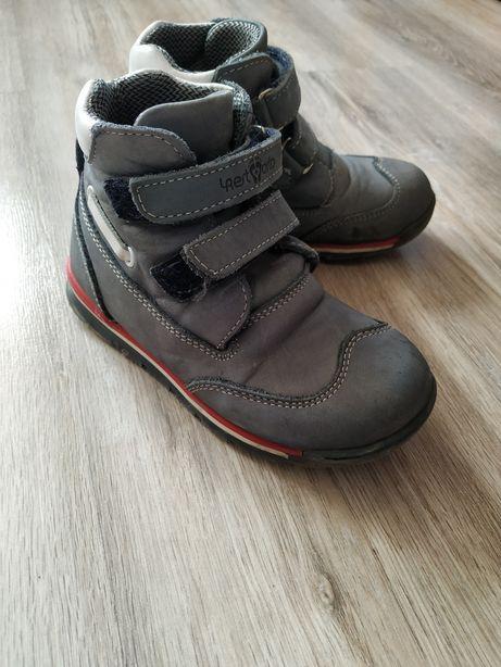 Ортопедические ботинки для плоско вальгусной стопы 28 размер 20.5 см