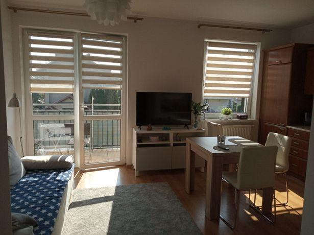Słoneczne 2 pokojowe mieszkanie