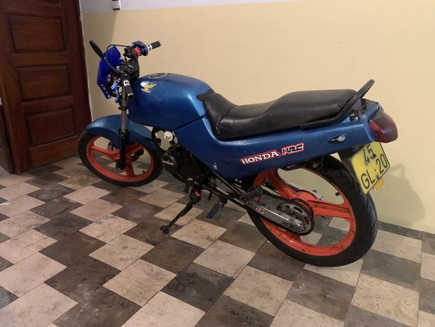 Vendo honda nsr 50cc