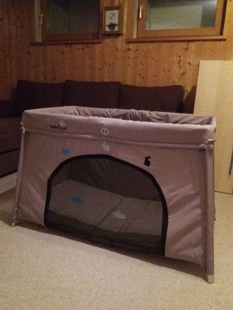 Дитяче розкладне ліжечко- манеж. Як нове..