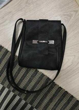 Сумка Gucci кожанная сумка месенджер