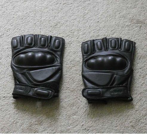 Luvas sem Dedos com Protecção para Juntas