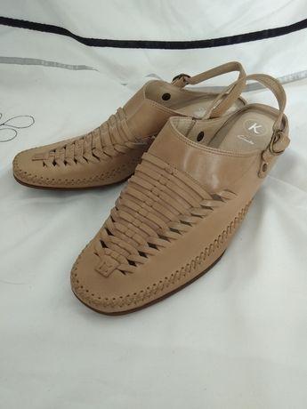 Klapki sandały K by Clarks r 40
