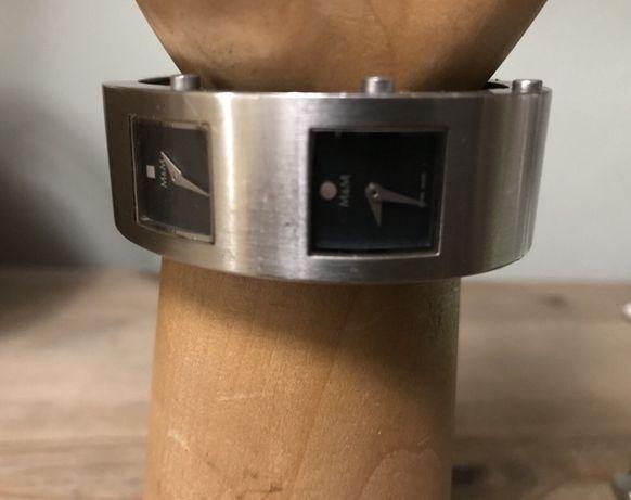 Zegarek bransoletka M&M
