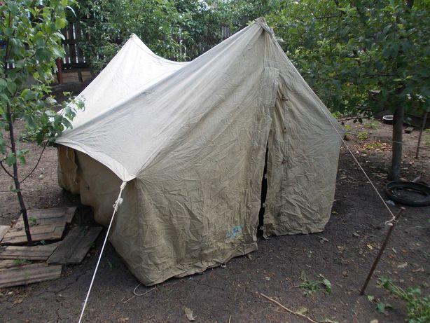 Палатка двухместная советская СССР