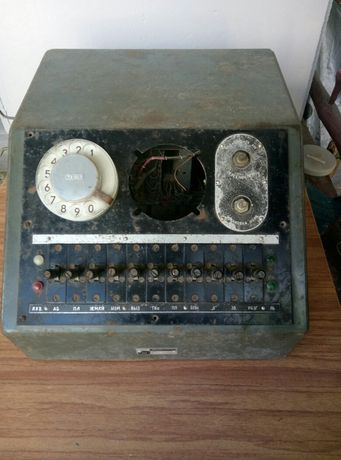 комутатор телефонный раритет 1968г