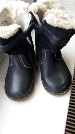 Взуття шкіряне демісезонне на дівчинку