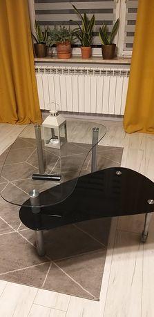 Ława szklana stolik kawowy
