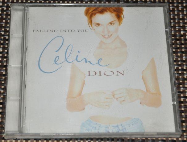 Falling Into You - Celine Dion - CD album - BDB- KRAKÓW