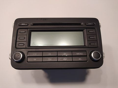 Oryginalne Radio VW Passat B6, Golf V