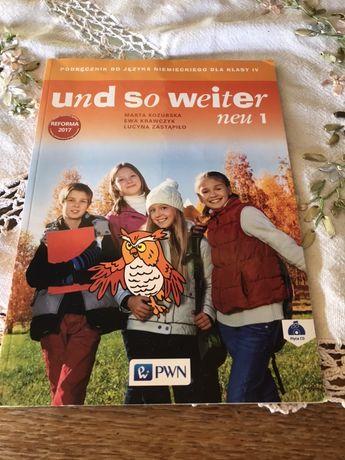 Podrecznik do języka niemieckiego dla klasy 4