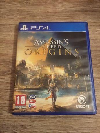 Gra PlayStation 4 Assassin's Creed Origins PL PS4