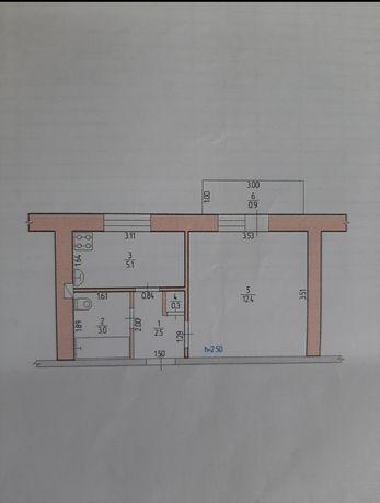 Срочно Продаётся однокомнатная квартира ул Рабочая возле АТБ 4500 $