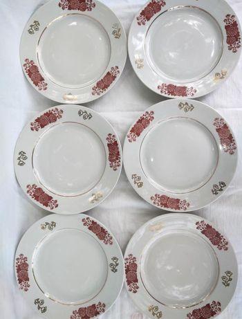 Винтажные тарелки 70-80гг