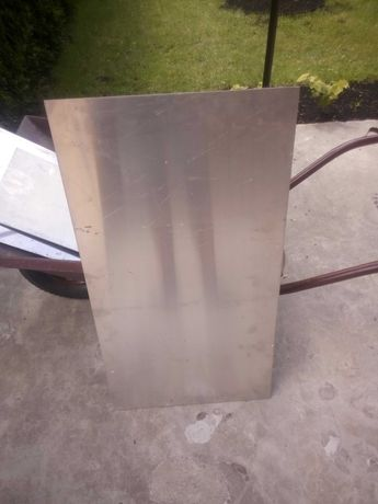 Blacha aluminiowa i stalowa