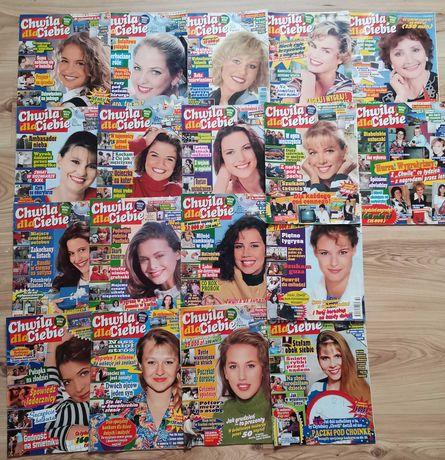 Czasopismo Chwila dla Ciebie 1996