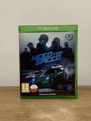 Need For Speed Xbox One PL