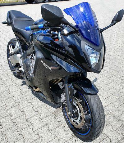 Honda CBR650F 2015r Czarna OsA
