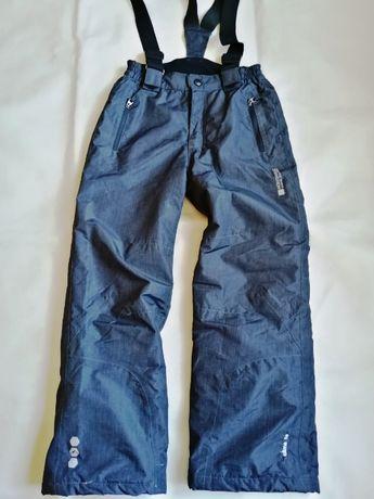 NORTHVILLE -mem. 3.000 Świetne Lekkie Spodnie Zimowe, Narciarskie 140