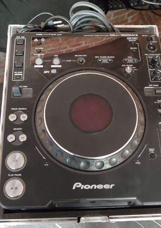 Konsola Pioneer DJM 800 + CDJ1000MK3