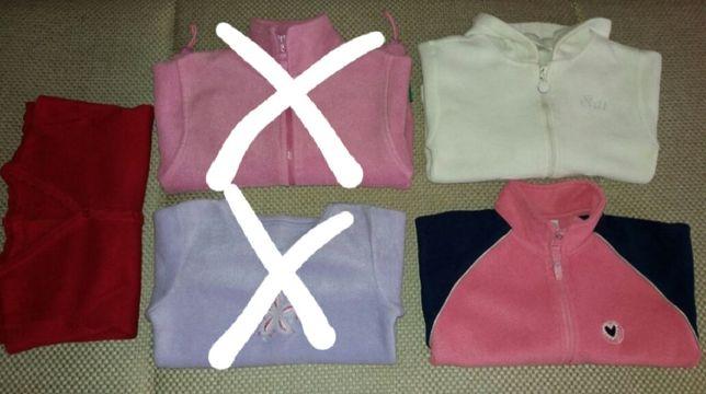 Bluza r.116 polar,sweter gratis