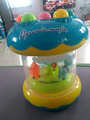 Zabawka karuzela muzyczna