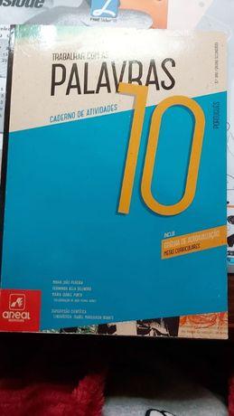 Caderno de Atividades Palavras 10 Areal editores