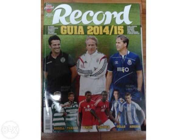 Revista Record - Apresentação Temporada 2014/2015