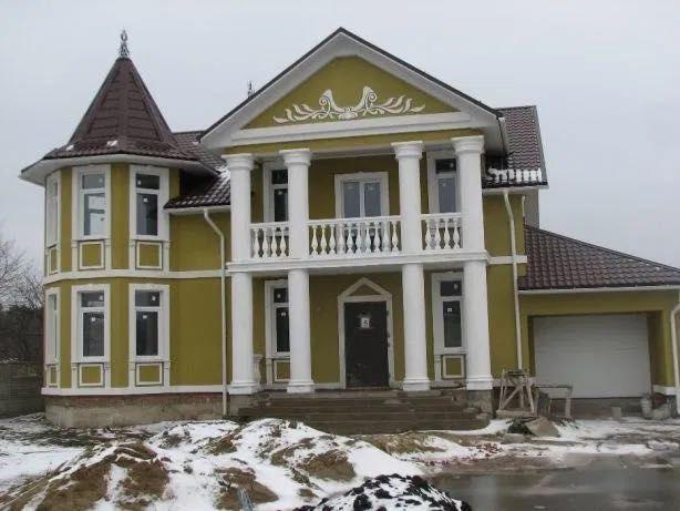 ФАСАД Утеплення будинків ,квартир та оздоблення фасаду. Бараник