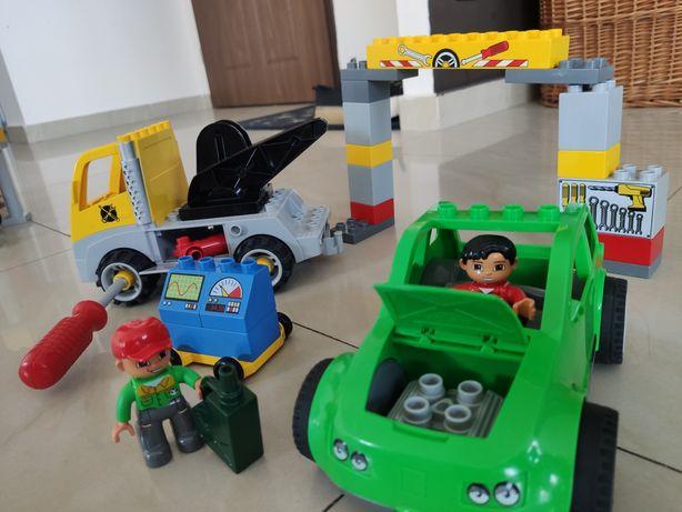 Klocki LEGO Duplo warsztat 5641
