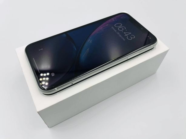 PROMOCJA • iPhone XR 64GB White • GWARANCJA 1 MSC • AppleCentrum