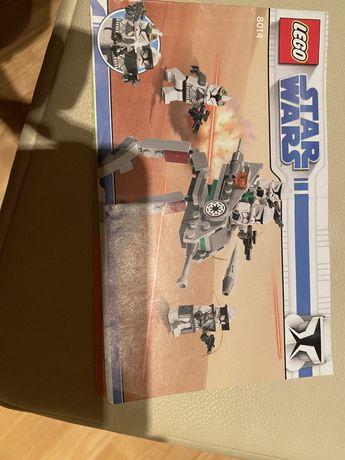 [UNIKAT] Lego Star Wars Clone Walker Battle Pack 8014