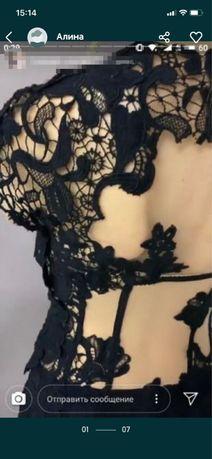 Платье Ermanno Scervino   оригинал
