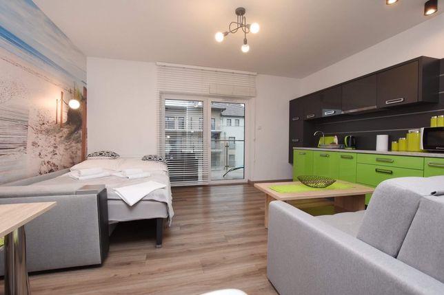 Apartament z basenem i spa wypoczynek w spokojnej okolicy