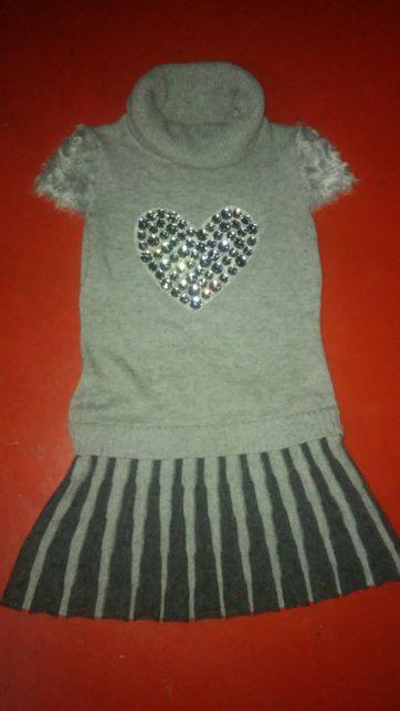 Платье туника 46 - 48 M - L