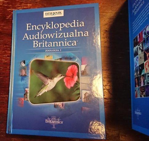 24 tomy - Encyklopedia Audiowizualna Britannica