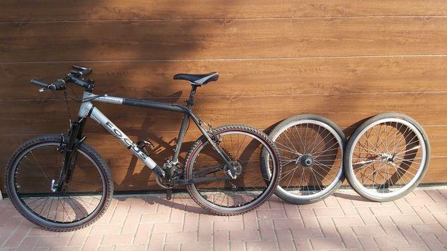 Rower mtb Focus na XT, Monitou R7, dodatkowy kpl. kół + extra dodatki