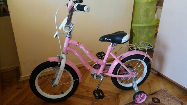 Ровер для дівчинки колесо 14