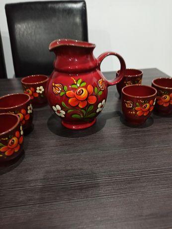 Prawdziwy unikat kolekcja  porcelany komplet