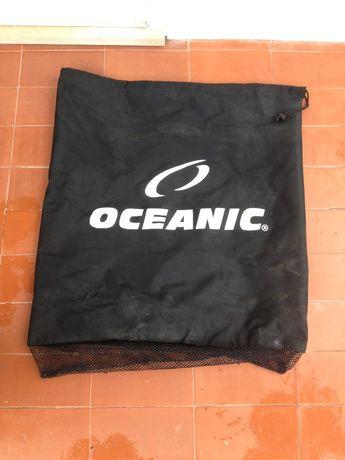 Saco de material de mergulho