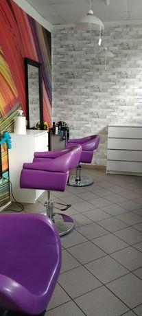 Sprzedam gotowy biznes salon fryzjerski