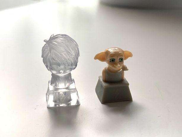 figurki Harry Potter - Stokrotka - Harry i Zgredek