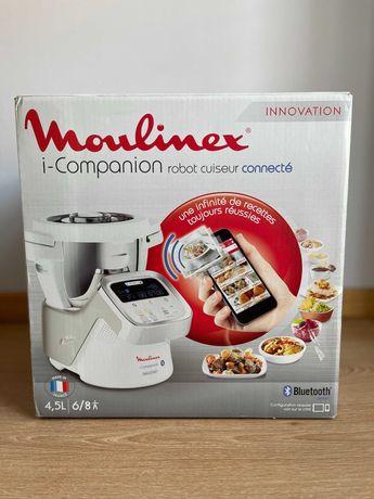 Robot de Cozinha COMPLETO + NOVO Moulinex i-Companion (+ Acessórios)