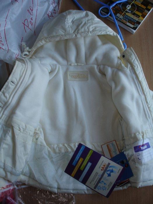 Курточка на девочку размер 80 Киев - изображение 1